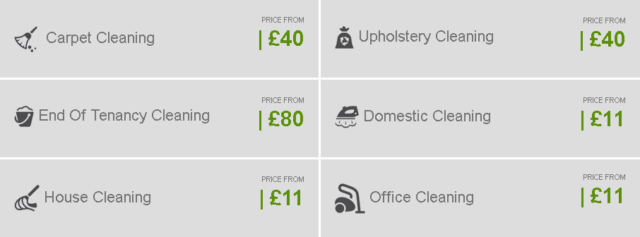 Exclusive Deals on Upholstery Cleaning in Colliers Wood SW19